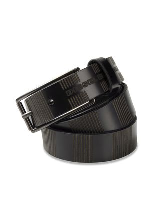 Belts DIESEL BLACK GOLD: CHER-GEOMETRIC