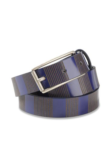 DIESEL BLACK GOLD - Belts - CHER-GEOMETRIC