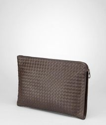 Travel AccessoryTravel100% Calf-skin leatherBrown Bottega Veneta