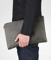 Bottega Veneta® Intrecciato VN Document Case