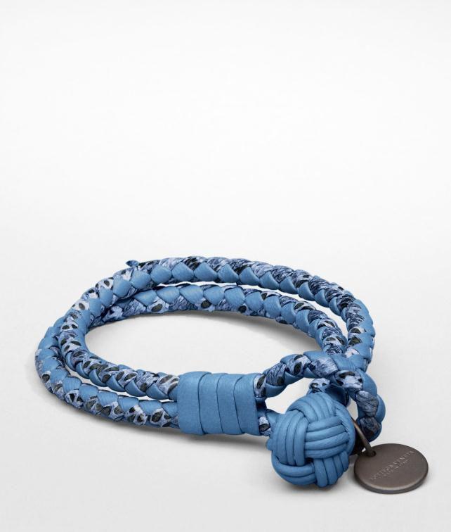 Intrecciato Ayers Nappa Bracelet