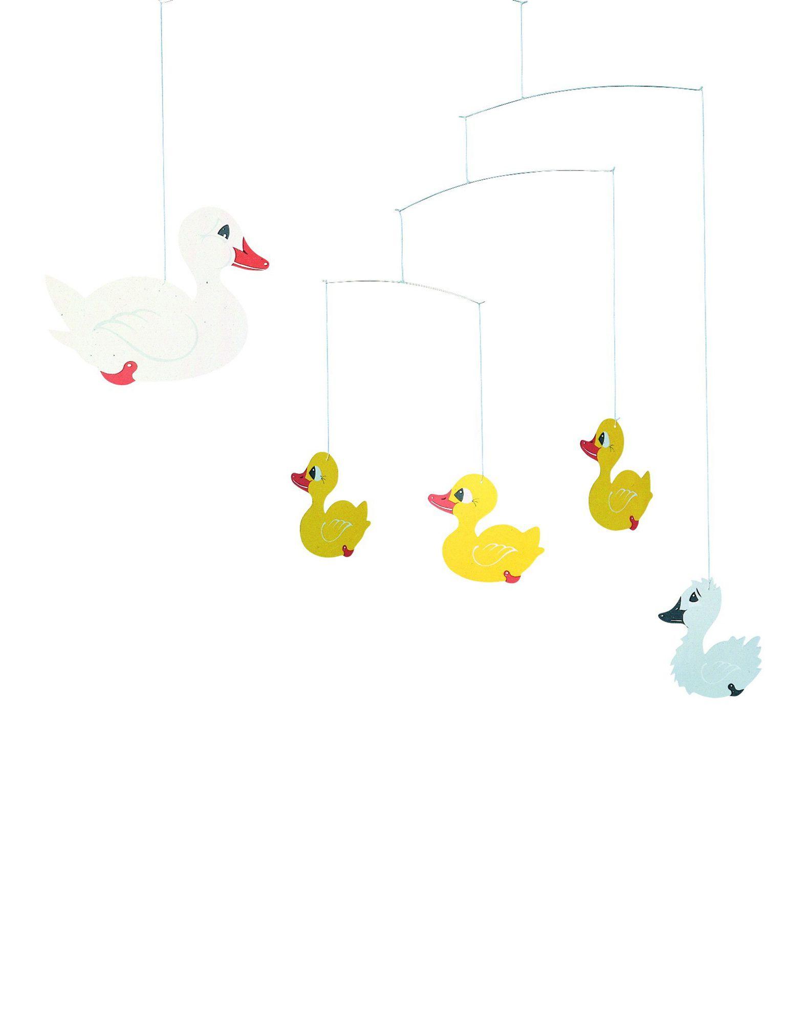 FLENSTED Unisex Baby- und Kinderspielzeuge Farbe Gelb Größe 1
