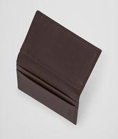 Ebano Intrecciato VN Card Case