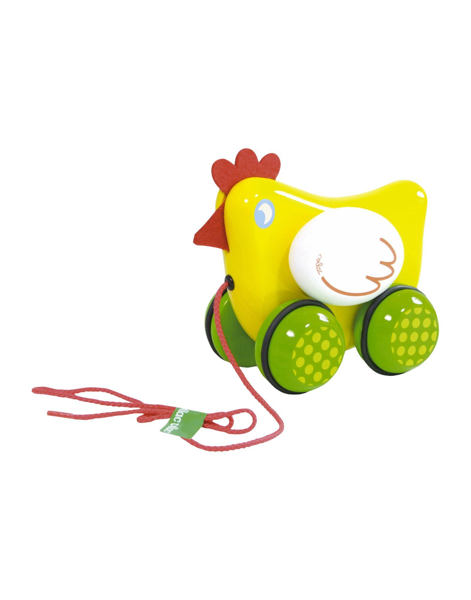 VILAC Unisex Baby- und Kinderspielzeuge Farbe Gelb Größe 1