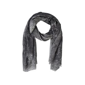 STELLA McCARTNEY, Scarf, Python print silk Mix scarf