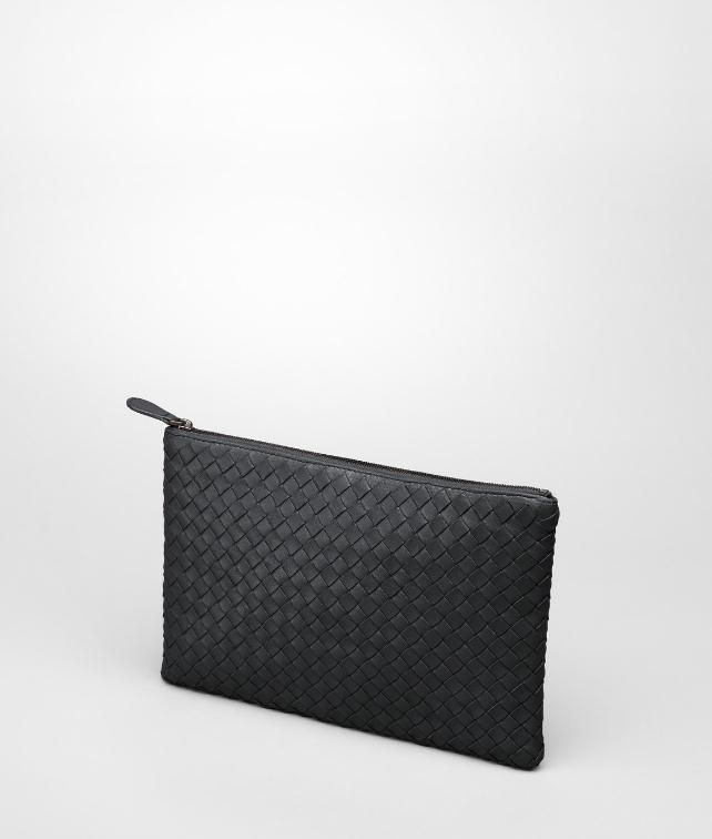 BOTTEGA VENETA Intrecciato Nappa Document Case Travel Accessory E fp