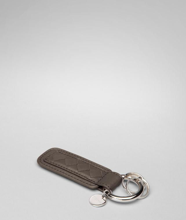 Intrecciato Nappa Key Ring
