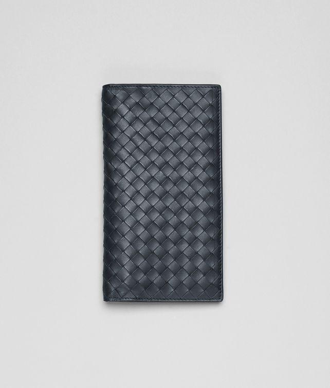 Tourmaline Intrecciato Vachette Wallet