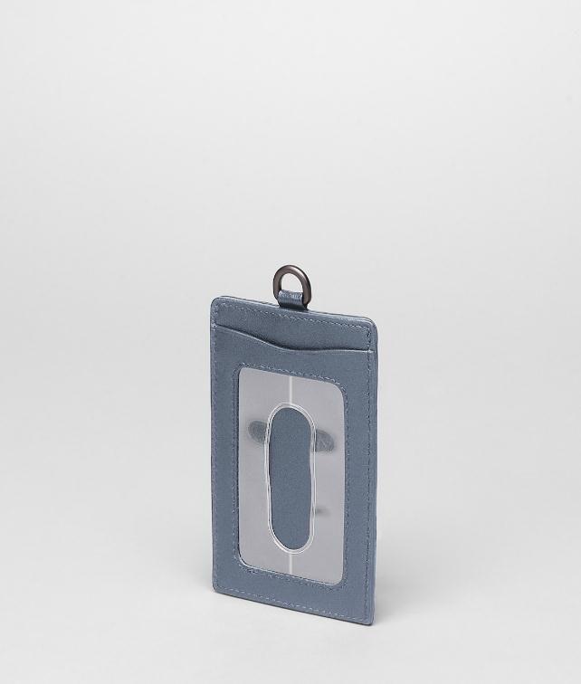 Ebano Intrecciato Nappa Card Case