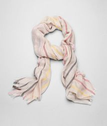 ScarfAccessories70% Cashmere, 30% SilkWhite Bottega Veneta®