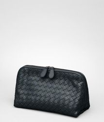 Cosmetic CaseSmall Leather GoodsNappa leatherRed Bottega Veneta