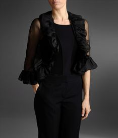 ARMANI COLLEZIONI - Asymmetric top