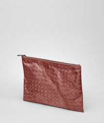 Cosmetic CaseSmall Leather GoodsTechnical fibersRed Bottega Veneta®