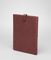 Mobile and Tech AccessorySmall Leather GoodsLeatherRed Bottega Veneta