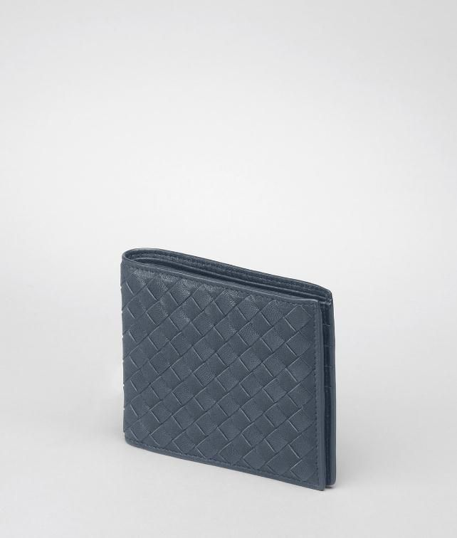 BOTTEGA VENETA Intrecciato Washed Lambskin Wallet Wallet U fp