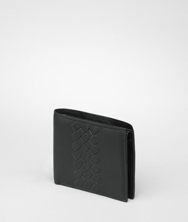 Light Calf Intrecciato Wallet