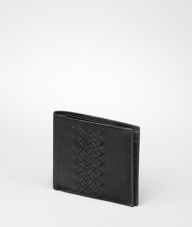 Intrecciato Light Calf Wallet
