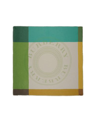 BURBERRY - Square scarf
