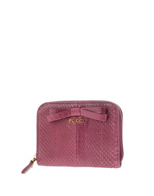 EMILIO PUCCI - Coin purse