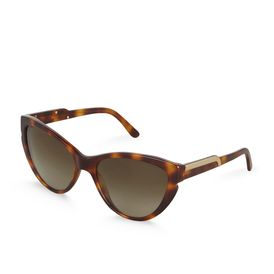 STELLA McCARTNEY, Eyewear, Curved Cat Eye Sunglasses