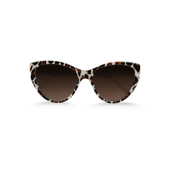 Stella McCartney, Curved Cat Eye Sunglasses
