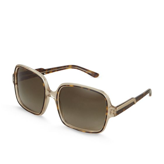 Stella McCartney, Oversized Square Frame Sunglasses