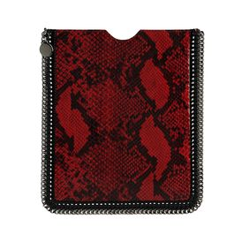 STELLA McCARTNEY, iPad-Etui, iPad-Etui in Pythonlederoptik