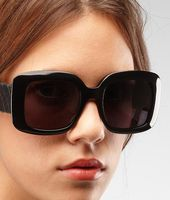 Acetate Leather Eyewear BV 1000/FS