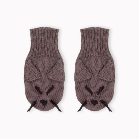 stella mccartney kids mittens