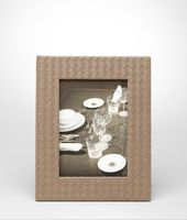Intrecciato Nappa Medium Photo Frame