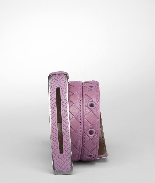 Vitello Laque Belt