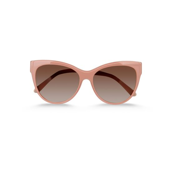 Stella McCartney, Occhiali da Sole Cat Eye Tono su Tono