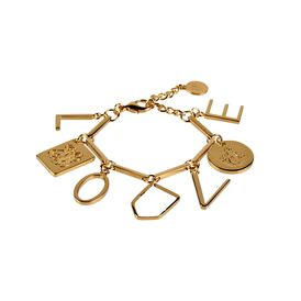 STELLA McCARTNEY, Jewelry, Love Charm Necklace