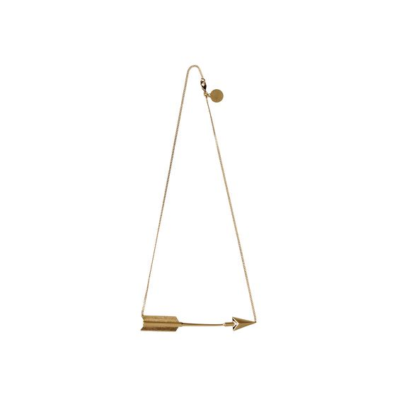Stella McCartney, Arrow Necklace