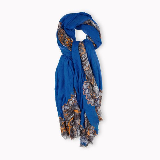 Stella McCartney, Silk Mix Decorative Scarf