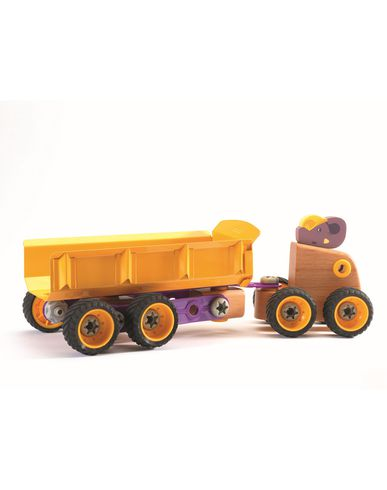 Image of DJECO CHILDREN GAMES Cars, trains, plannes & Co Unisex on YOOX.COM