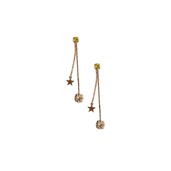 Stella McCartney, Pendant Drop Earrings