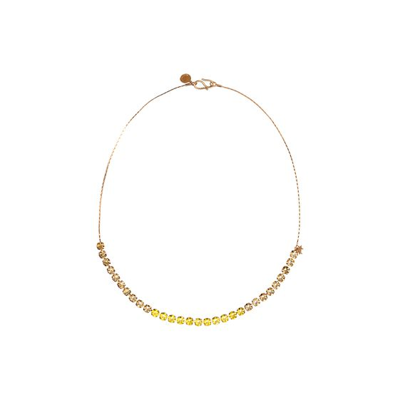 Stella McCartney, Collier serti de pierres