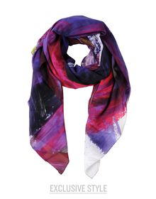 Square scarf - CHRISTOPHER KANE