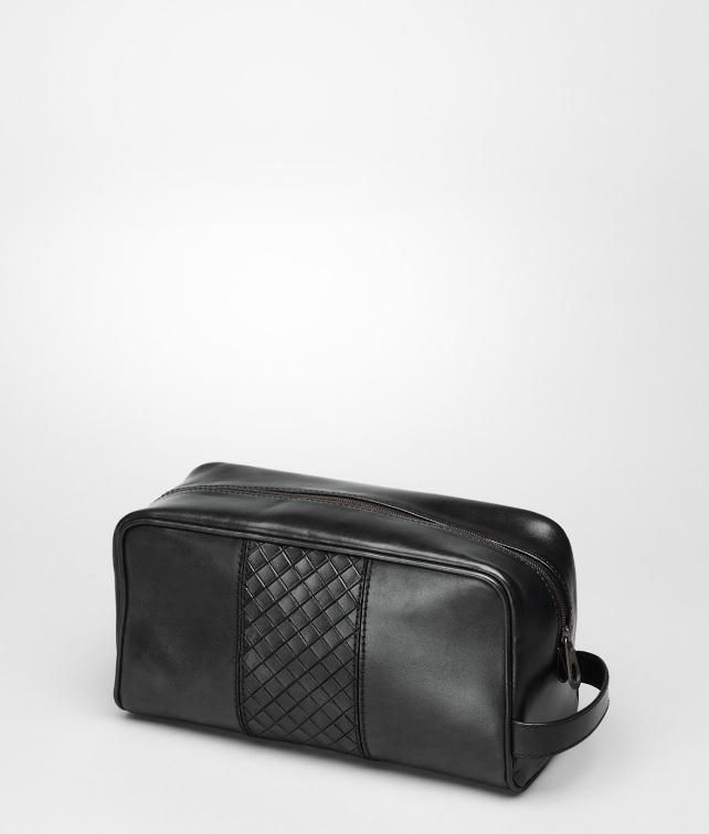 Intreccio Scolpito Toiletry Case