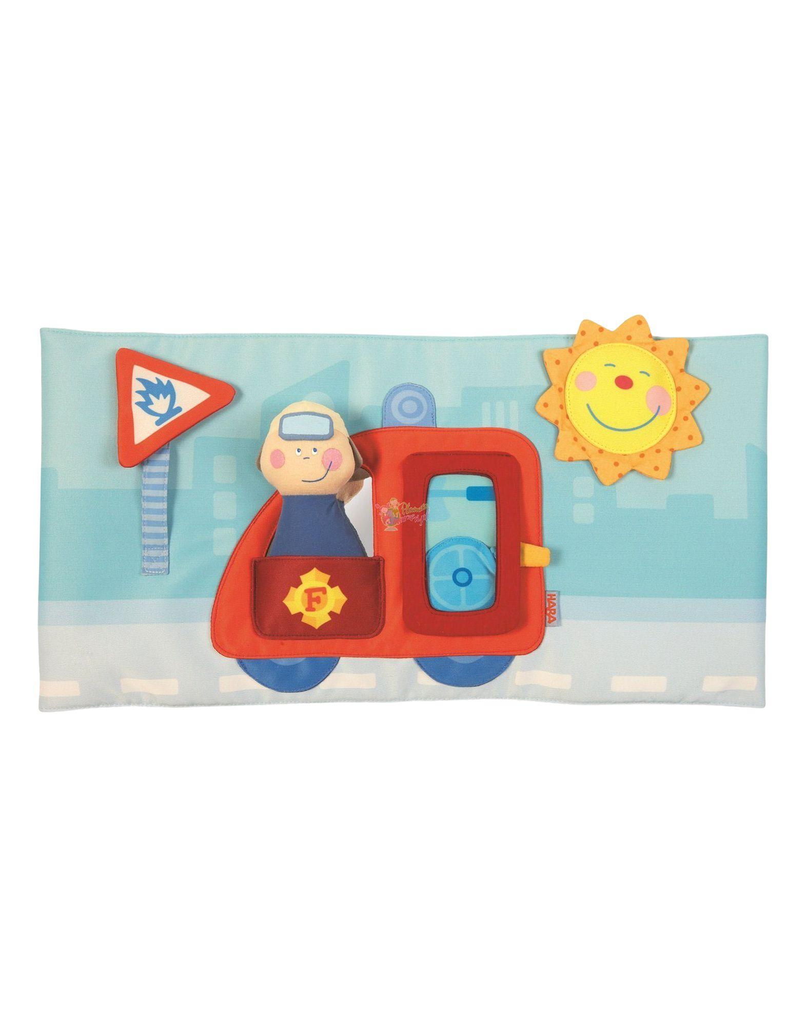 HABA Unisex Baby- und Kinderspielzeuge Farbe Rot Größe 1