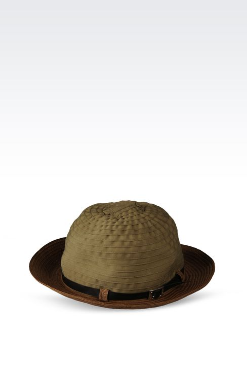OTHER ACCESSORIES: Hats Women by Armani - 1
