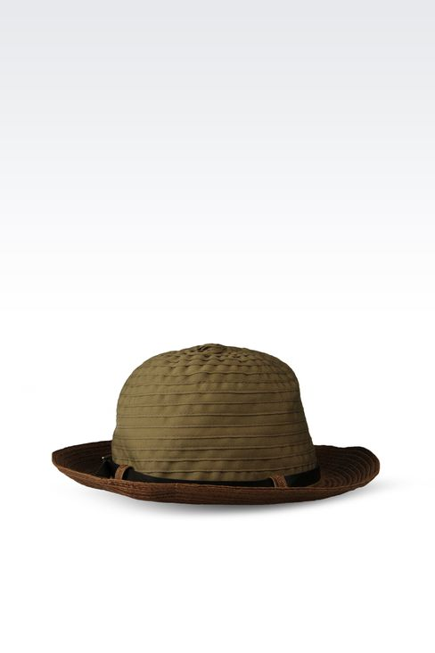 OTHER ACCESSORIES: Hats Women by Armani - 2