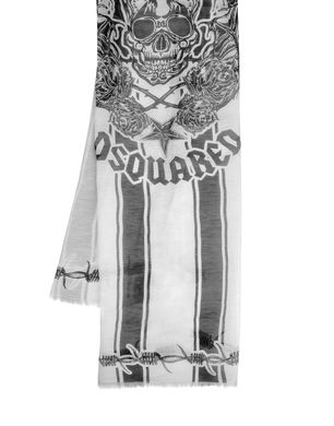 DSQUARED2 Scarf D S13WR000204Y f