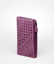 WalletSmall Leather GoodsNappa leather, AyersPurple Bottega Veneta®