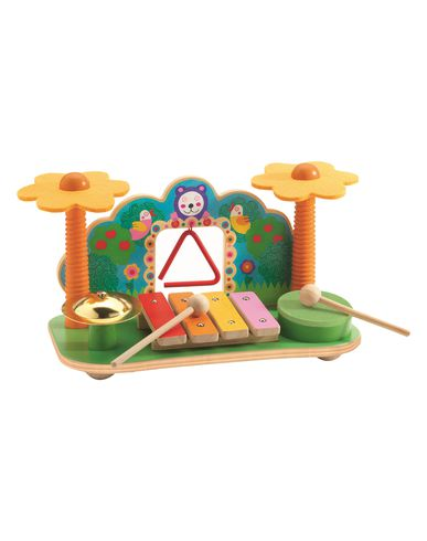 Image of DJECO CHILDREN GAMES Musical toys Unisex on YOOX.COM