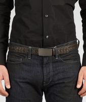 Bottega Veneta® Intrecciato Waxed Leather Belt
