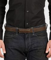 Bottega Veneta® Washed Vintage Calf Belt