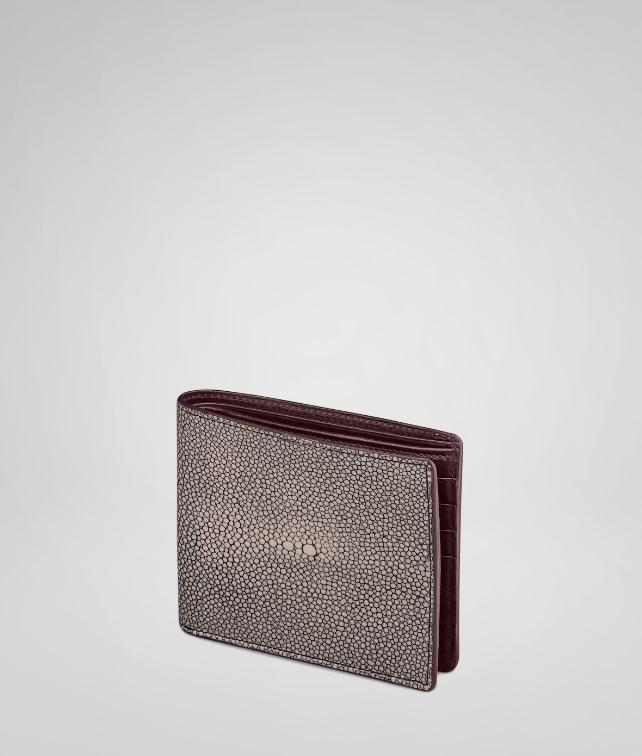 Soft Stingray Nappa Wallet