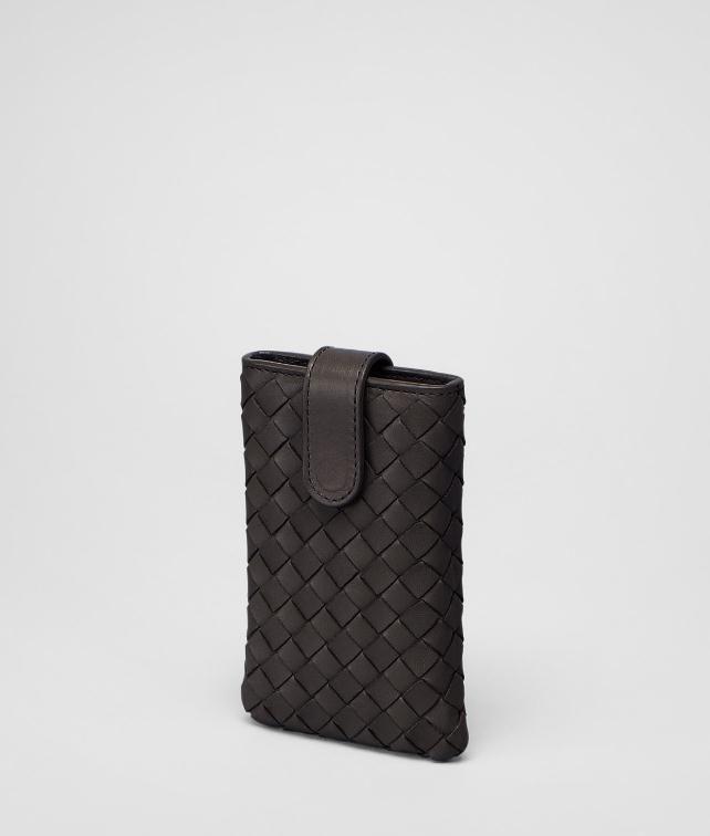 BOTTEGA VENETA Intrecciato Nappa Blackberry Case Mobile and Tech Accessory E fp